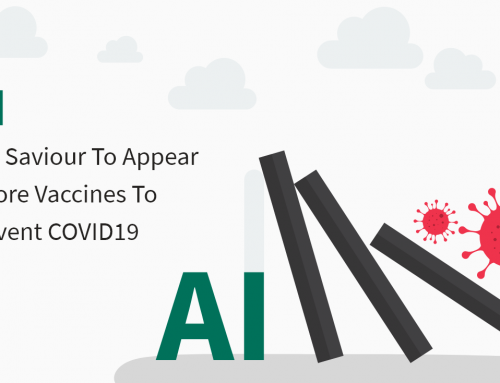 AI, The Saviour To Appear Before Vaccines To Prevent COVID19