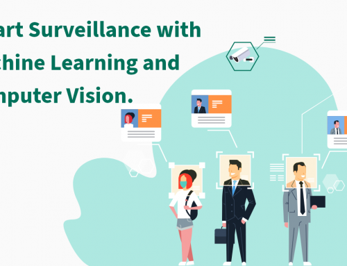 Smart Surveillance with Machine Learning and Computer Vision
